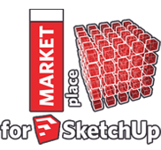 BiMUp MARKETplace™ for SketchUp