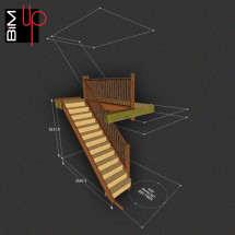 UK LTH Stairs in dwelling - Criterion 12a
