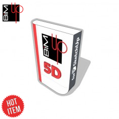 Software - BiMUp 5D for SketchUp - FLO