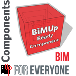 About BiMUp Ready Component