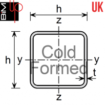 UK Steel - SHS - Cold Formed