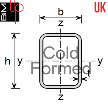 UK Steel - RHS - Cold Formed