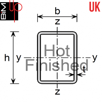 UK Steel - RHS - Hot Formed