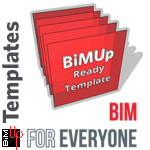 BiMUp Ready Template™